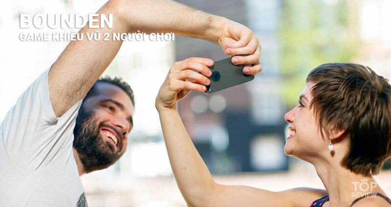 Bounden game khiêu vũ dành cho các cặp đôi