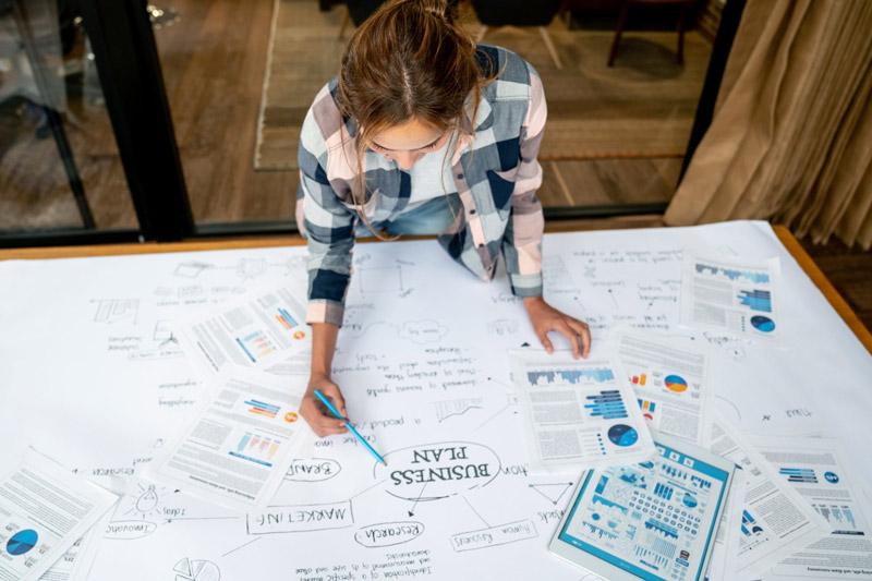 Lập kế hoạch kinh doanh văn phòng phẩm cần chuẩn bị gì?